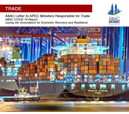 ABAC COVID-19 Report to APEC Ministers Responsible for Trade