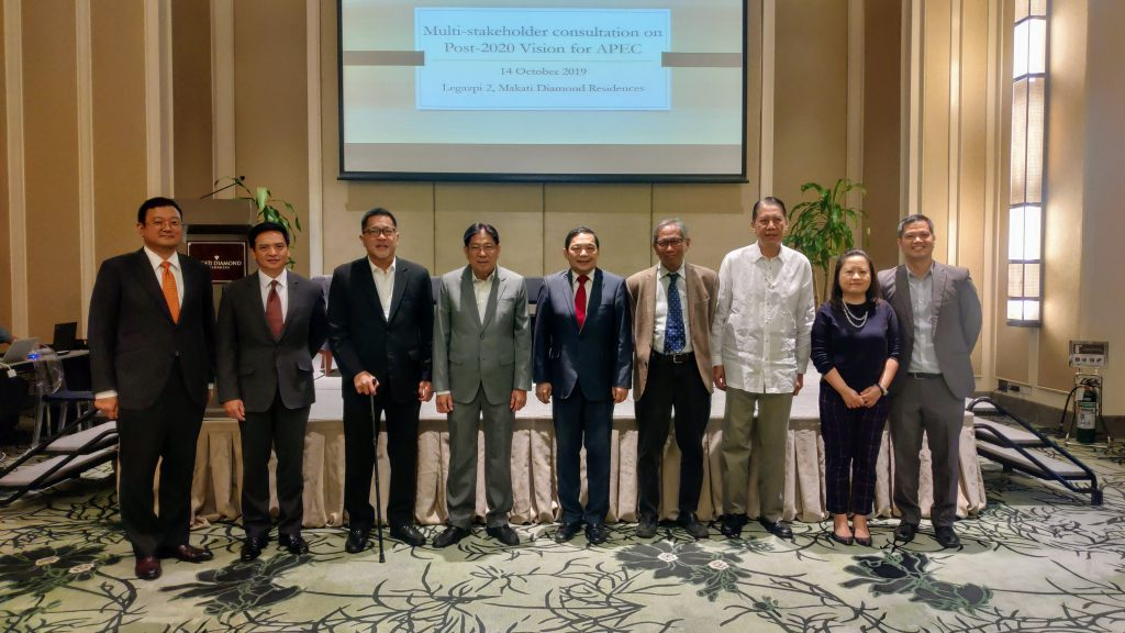 Post-2020 APEC must be dynamic, seamless, resilient, inclusive and sustainable – ABAC PH