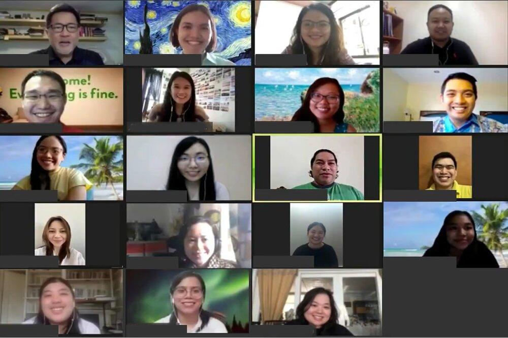 ABAC PH, APEC VOF PH alumni meet for virtual get-together