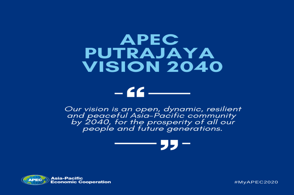 """APEC Biz Leaders and Senior Officials on an """"Asia-Pacific Community"""" by 2040"""